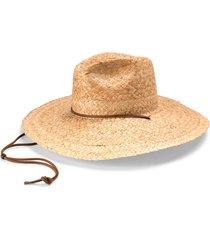 palm sun hat