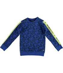 indian blue jeans sweater royal blue