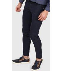 pantalón azul bravo