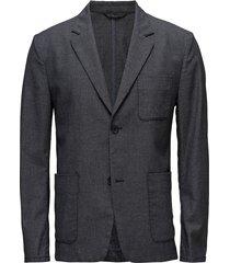 biato-w blazer kavaj blå boss casual wear