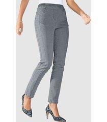 jeans m. collection grijs