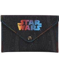 etro briefcase etro x star wars clutch bag with paisley print