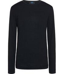 kiton t-shirt long sleeves viscose