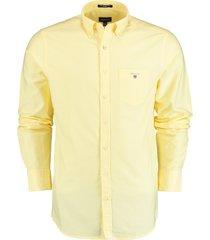 gant overhemd oxford regular fit 3046000/749