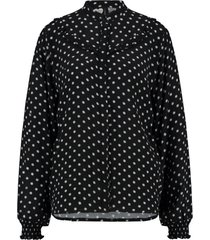 blouse dotted daisy