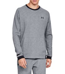 under armour unstoppable 2x knit crew 1329712-035