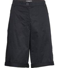 crop leisure trouser bermudashorts shorts blå gerry weber edition