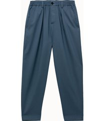 marni pantalone in fresco lana