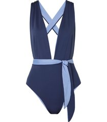 skin one-piece swimsuits