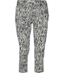 geprinte capri zebra