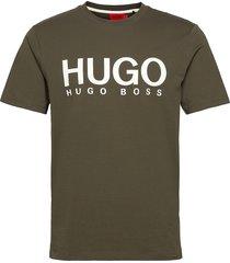 dolive212 t-shirts short-sleeved grön hugo
