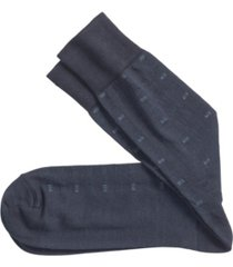 johnston & murphy coolmax square stripe socks