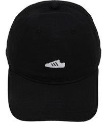 boné adidas originals super cap preto - kanui