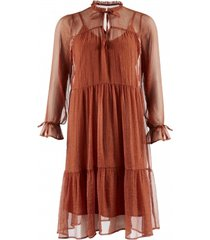a-view anny dress sand