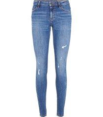 skinny jeans vmlydia low waist