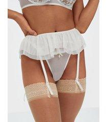 nly lingerie i do i do suspender belt shaping & support