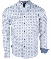 deeluxe heren overhemd bushwick -