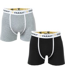mens elkton 2 pack boxer shorts