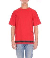 t-shirt korte mouw unravel project umaa004s18126004