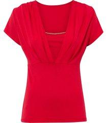 maglia con lenzing™ ecovero™ (fucsia) - bodyflirt