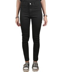 jean negro buxter black luster