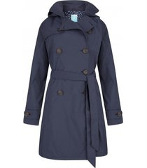 happyrainydays regenjas trenchcoat madonna midnight-xxl