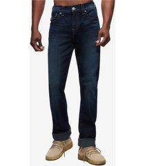 true religion men's ricky straight fit jeans