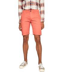 bermuda coral pepe jeans