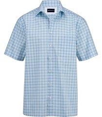 kortärmad skjorta babista blå