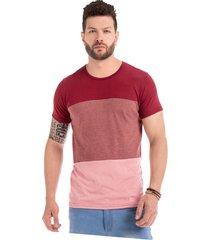 camiseta camiseta adulto masculino vinotinto marketing  personal