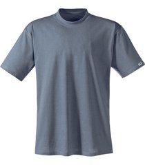 t-shirt met halflange mouw, grafiet 4
