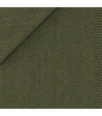 giacca da uomo su misura, vitale barberis canonico, 100% lana twill verde, autunno inverno   lanieri