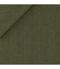 giacca da uomo su misura, vitale barberis canonico, 100% lana twill verde, autunno inverno