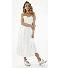 vestido para mujer topmark, medio y estampado