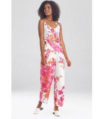 natori bloom cami pajamas, women's, size xl sleep & loungewear