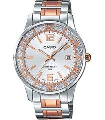reloj casio kcasltp-1359rg-7a-multicolor