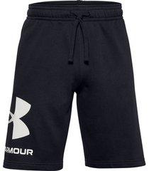 korte broek under armour rival fleece logo shorts