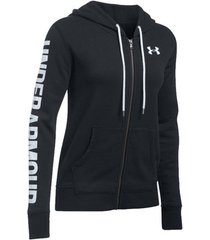 sweater under armour favorite fz hoodie 1302361-916