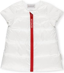 moncler padded and quilted dress