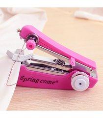 mini macchina portatile della macchina per cucire dei vestiti portatile handcraft diy