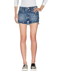 zoe karssen denim shorts