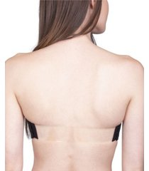 "the bra lab ""capri clear back"" multiway, interchangeable back strap"