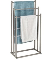 honey can do 3-tier steel bathroom towel rack