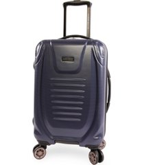 """perry ellis bauer 21"""" spinner luggage"""