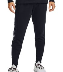 broek under armour coldgear baseline fleece joggers