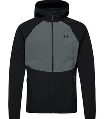 cg reactor hybrid lite outerwear sport jackets zwart under armour