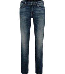the jone slimfit jeans mid blue used