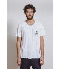 camiseta armadillo t-shirt bordado sunflower masculina