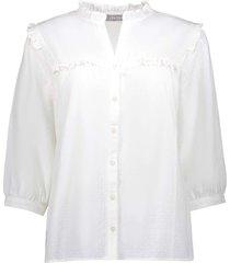 geisha blouse off-white