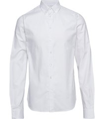 anthonys ny stretch oxford shirt overhemd business wit bruuns bazaar